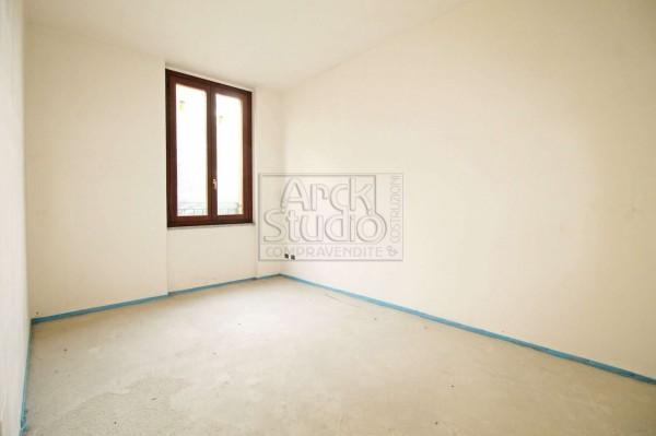 Appartamento in vendita a Pozzo d'Adda, Con giardino, 115 mq - Foto 6