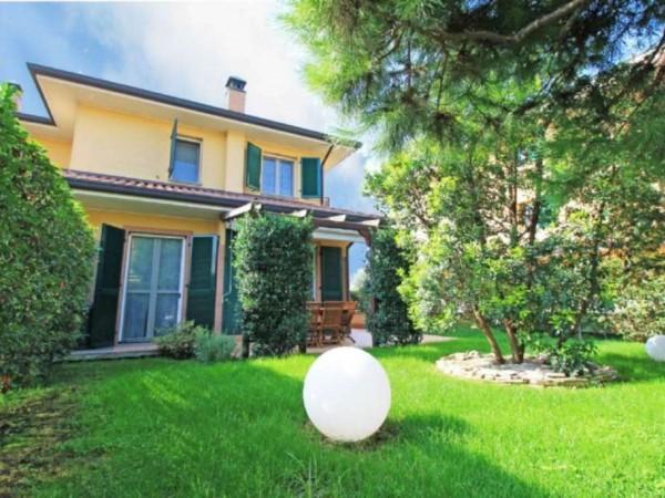 Villa in vendita a Truccazzano, Con giardino, 223 mq - Foto 6