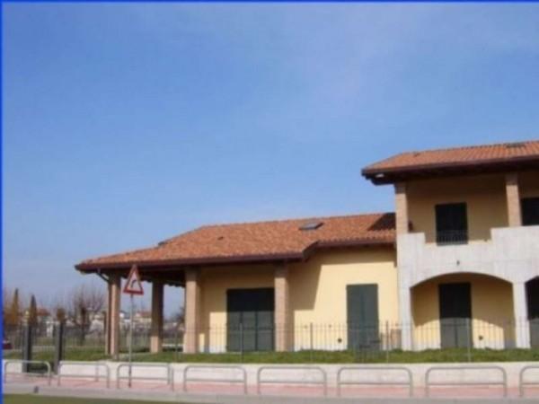 Villa in vendita a Fara Gera d'Adda, Con giardino, 200 mq - Foto 4