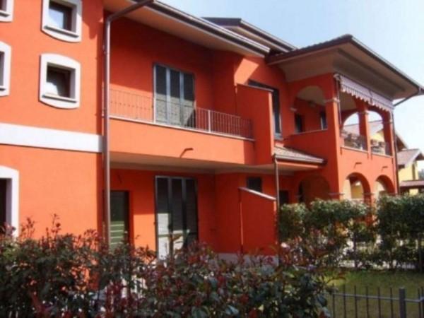 Appartamento in vendita a Fara Gera d'Adda, Con giardino, 95 mq - Foto 5