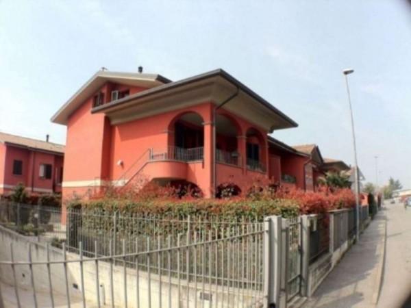 Appartamento in vendita a Fara Gera d'Adda, Con giardino, 95 mq - Foto 7