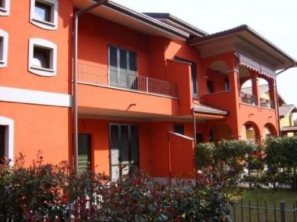Appartamento in vendita a Fara Gera d'Adda, Con giardino, 95 mq - Foto 12