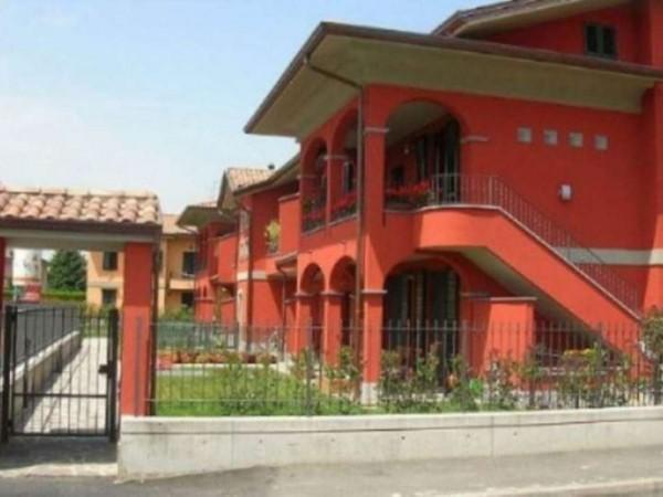 Appartamento in vendita a Fara Gera d'Adda, Con giardino, 95 mq - Foto 9