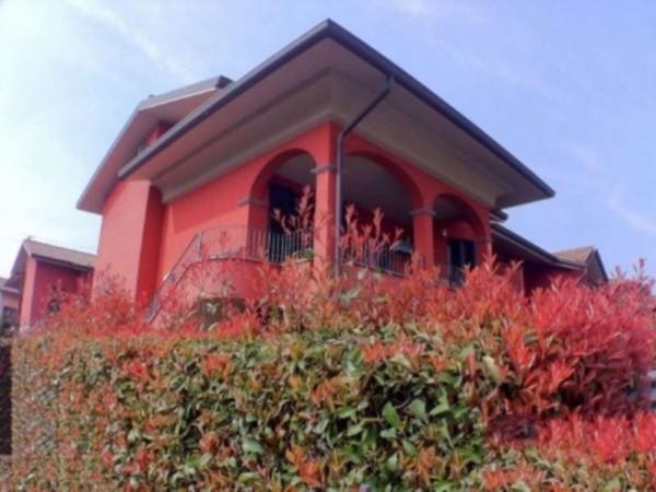 Appartamento in vendita a Fara Gera d'Adda, Con giardino, 95 mq - Foto 6