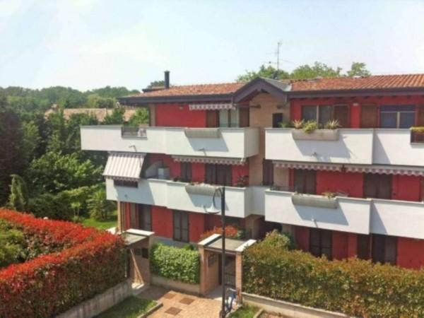 Appartamento in vendita a Fara Gera d'Adda, Con giardino, 116 mq - Foto 2