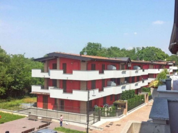 Appartamento in vendita a Fara Gera d'Adda, Con giardino, 116 mq - Foto 3