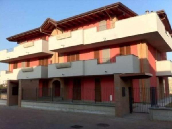 Appartamento in vendita a Fara Gera d'Adda, Con giardino, 116 mq - Foto 9