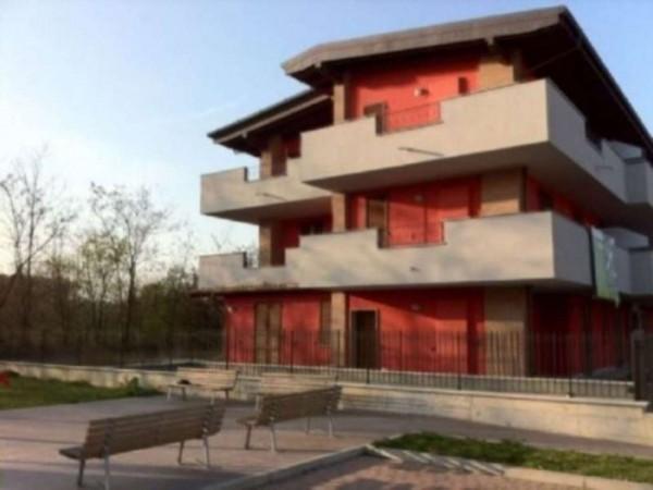 Appartamento in vendita a Fara Gera d'Adda, Con giardino, 116 mq - Foto 8