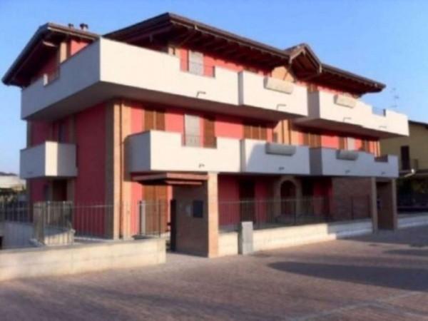 Appartamento in vendita a Fara Gera d'Adda, Con giardino, 116 mq - Foto 7
