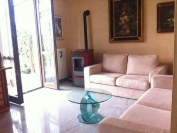 Villa in vendita a Treviglio, Con giardino, 215 mq - Foto 6