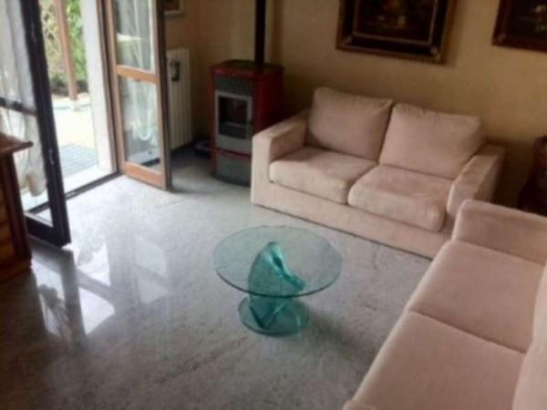 Villa in vendita a Treviglio, Con giardino, 215 mq - Foto 7