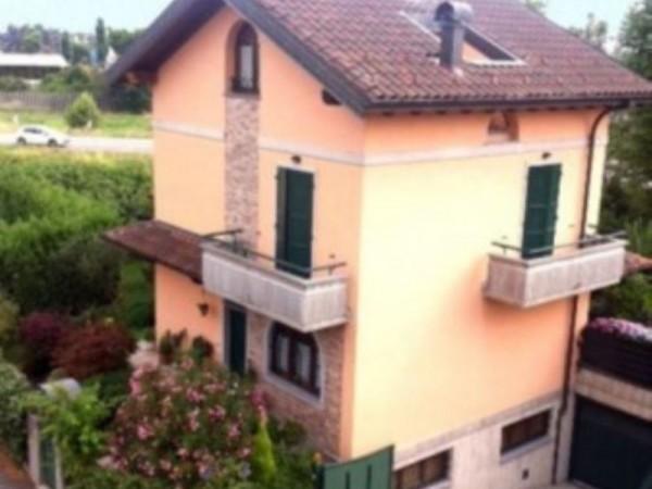 Villa in vendita a Treviglio, Con giardino, 215 mq - Foto 9