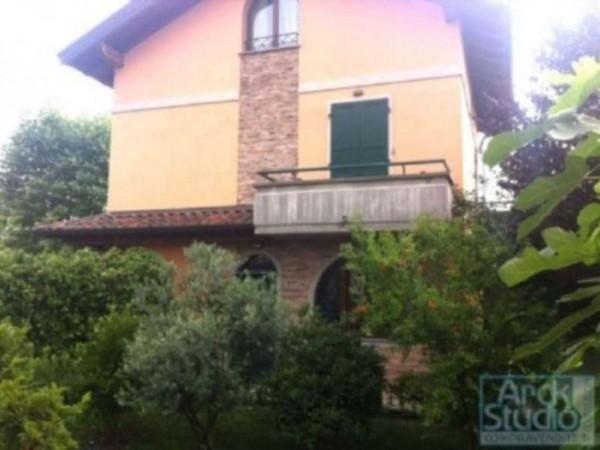 Villa in vendita a Treviglio, Con giardino, 215 mq - Foto 10