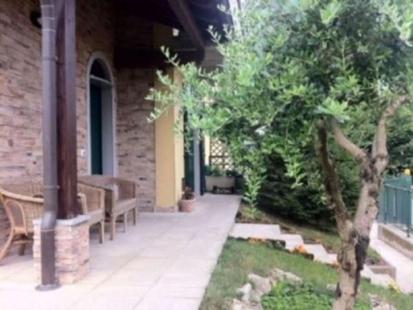 Villa in vendita a Treviglio, Con giardino, 215 mq - Foto 8