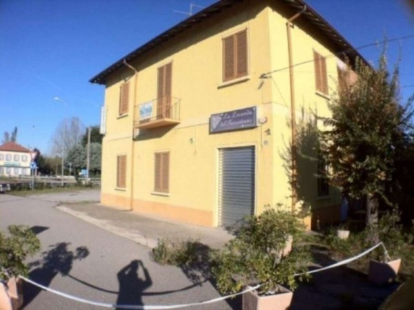 Negozio in vendita a Treviglio, Taranta, Con giardino, 368 mq - Foto 14