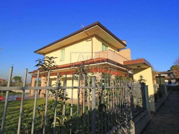 Villa in vendita a Casirate d'Adda, Con giardino, 130 mq - Foto 7