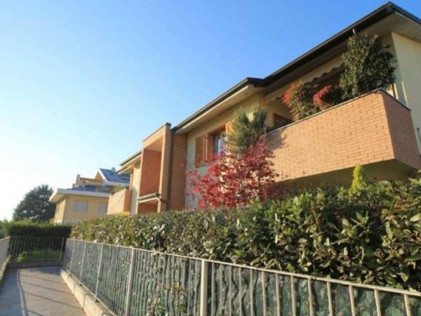 Appartamento in vendita a Casirate d'Adda, Casirate Vic. Treviglio, Con giardino, 99 mq - Foto 4