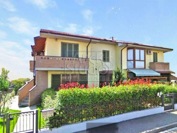 Appartamento in vendita a Casirate d'Adda, Casirate Vic. Treviglio, Con giardino, 99 mq - Foto 1