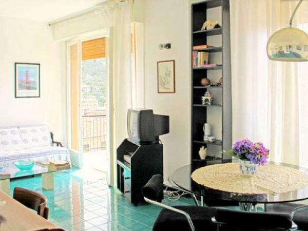 Appartamento in affitto a Recco, Megli, Arredato, con giardino, 90 mq