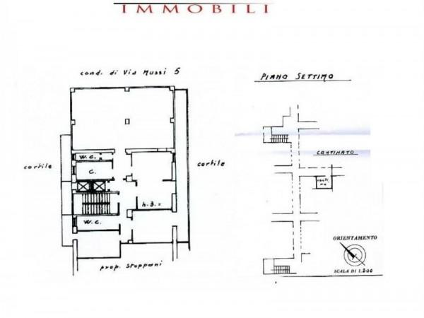 Appartamento in vendita a Milano, 138 mq - Foto 2