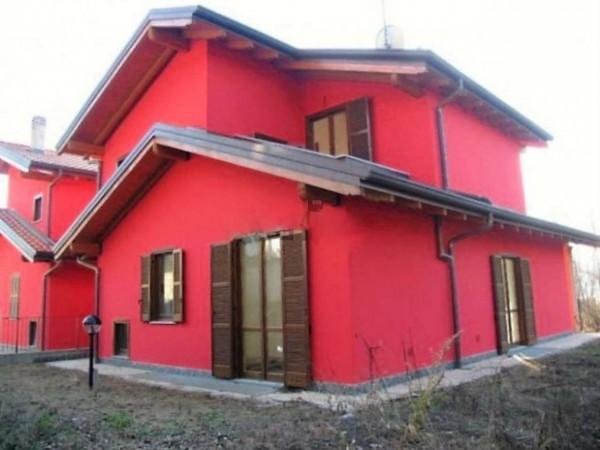 Casa indipendente in vendita a Besozzo, 180 mq - Foto 3