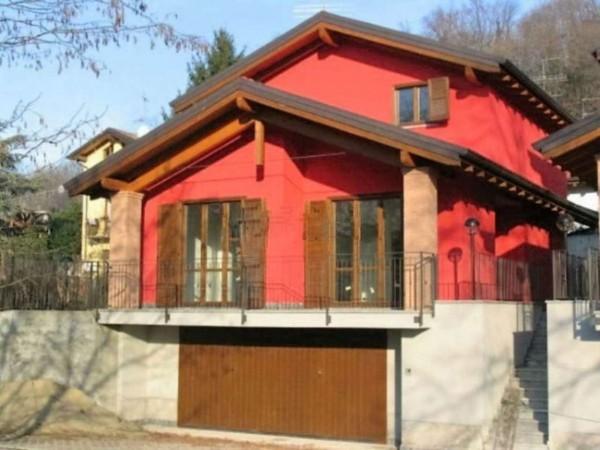 Casa indipendente in vendita a Besozzo, 180 mq - Foto 5