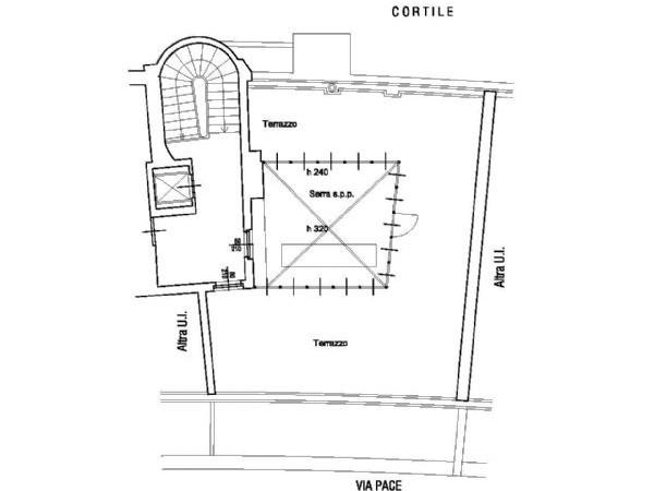 Appartamento in vendita a Milano, Tribunale - P.ta Romana - Centro Storico, 140 mq - Foto 2