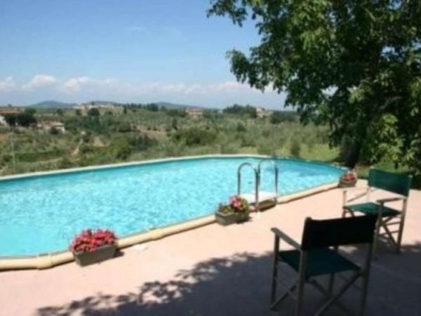 Appartamento in affitto a San Casciano in Val di Pesa, Arredato, con giardino, 250 mq - Foto 9