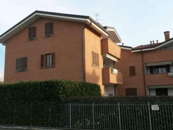 Appartamento in vendita a Caronno Pertusella, Arredato, con giardino, 55 mq - Foto 12