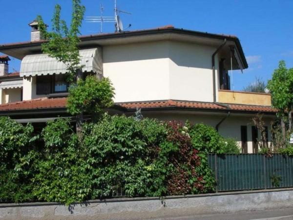 Casa indipendente in vendita a Ospitaletto, Con giardino, 195 mq