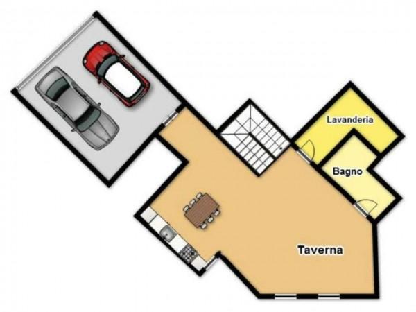 Casa indipendente in vendita a Ospitaletto, Con giardino, 195 mq - Foto 2