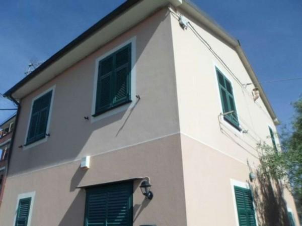 Casa indipendente in vendita a Chiavari, Ri Basso, Con giardino, 120 mq