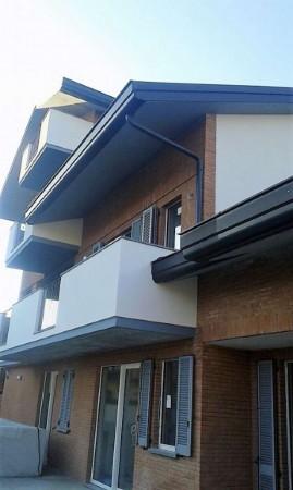 Appartamento in vendita a Canegrate, Gigante, 60 mq