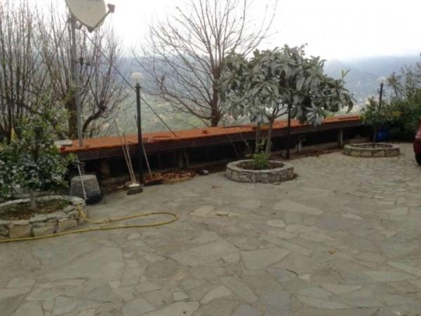 Casa indipendente in vendita a Santa Margherita Ligure, San Lorenzo Della Costa, Con giardino, 80 mq - Foto 24