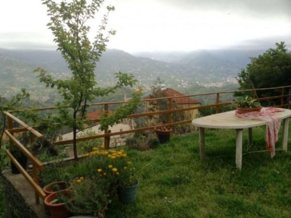 Casa indipendente in vendita a Santa Margherita Ligure, San Lorenzo Della Costa, Con giardino, 80 mq
