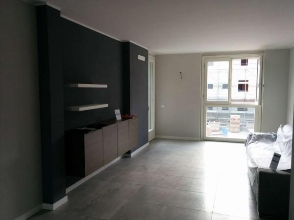 Appartamento in vendita a Caronno Pertusella, Centro Storico, Con giardino, 95 mq - Foto 5