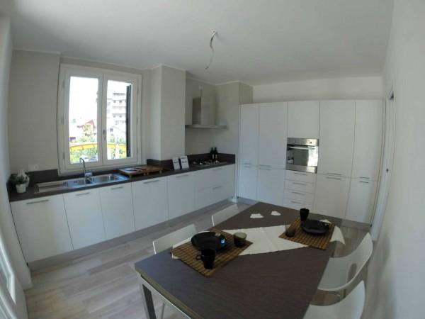 Appartamento in vendita a Caronno Pertusella, Centro Storico, Con giardino, 95 mq - Foto 6