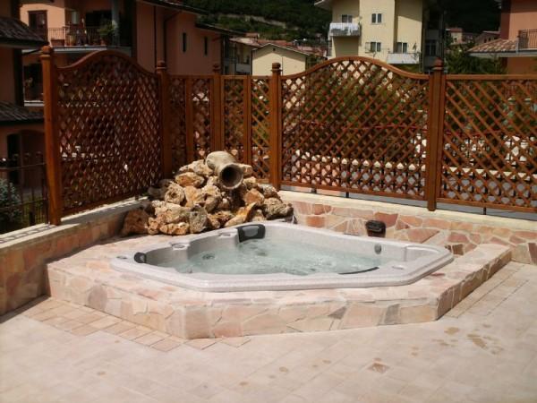 Villa in vendita a Monteforte Irpino, Centrale, 280 mq