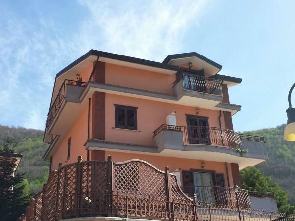 Villa in vendita a Monteforte Irpino, Centrale, 280 mq - Foto 3