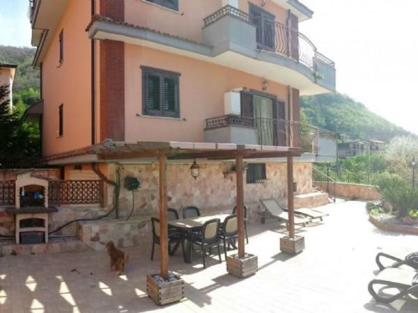 Villa in vendita a Monteforte Irpino, Centrale, 280 mq - Foto 12