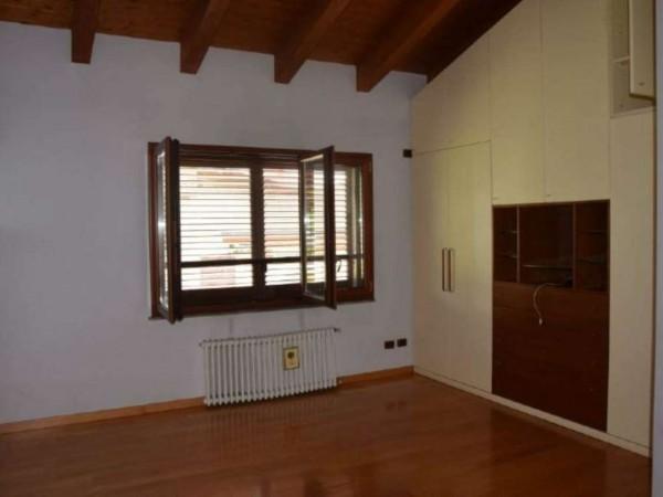 Villa in vendita a Milano, Parco Trenno, Con giardino, 300 mq - Foto 23