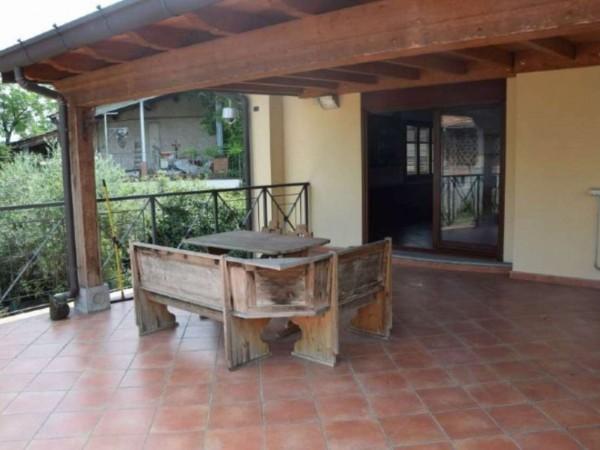 Villa in vendita a Milano, Parco Trenno, Con giardino, 300 mq - Foto 16