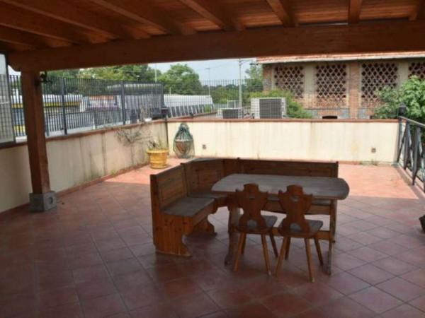 Villa in vendita a Milano, Parco Trenno, Con giardino, 300 mq - Foto 18