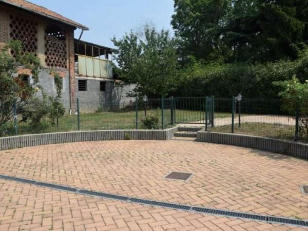 Villa in vendita a Milano, Parco Trenno, Con giardino, 300 mq - Foto 4