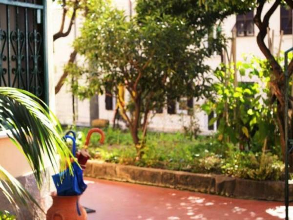 Appartamento in vendita a Bogliasco, Centrale, Con giardino, 95 mq - Foto 19