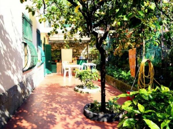 Appartamento in vendita a Bogliasco, Centrale, Con giardino, 95 mq - Foto 23