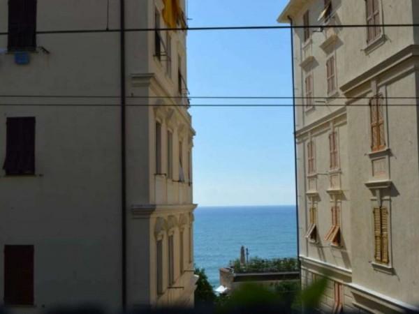 Appartamento in vendita a Bogliasco, Centrale, Con giardino, 95 mq