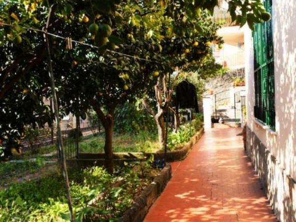 Appartamento in vendita a Bogliasco, Centrale, Con giardino, 95 mq - Foto 22