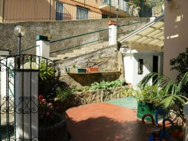 Appartamento in vendita a Bogliasco, Centrale, Con giardino, 95 mq - Foto 27
