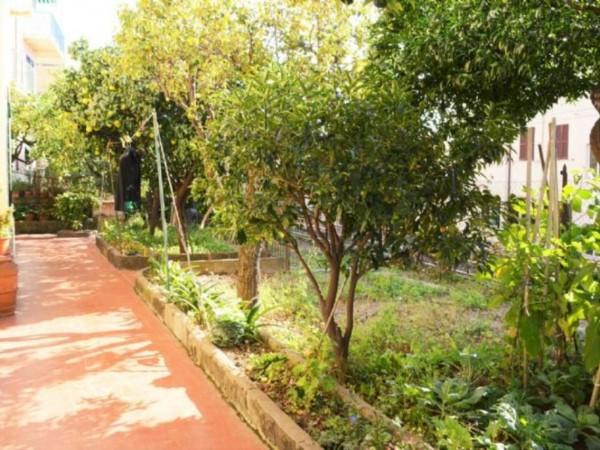 Appartamento in vendita a Bogliasco, Centrale, Con giardino, 95 mq - Foto 24